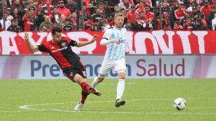 El uruguayo Formiliano será titular en el último partido del año de Newells.