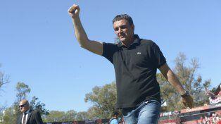 Autor intelectual. Diego Osella logró ensamblar un equipo compacto que tiene jerarquía en ofensiva.