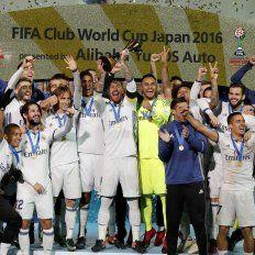 Es la quinta vez que el equipo madrileño se consagra como el mejor del mundo.