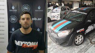 El acusado de liderar la banda narco más peligrosa de la provincia fue detenido