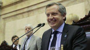 Emilio Monzó aludió a las dificultades del oficialismo en el Parlamento.