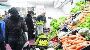 bajo la lupa. La canasta de alimentos agrícolas refleja desigualdades.