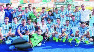 Como en 1989 y 1993. Argentina venció a España y cerró el torneo igualando la mejor marca histórica albiceleste en este tipo de torneos: fue 5ª