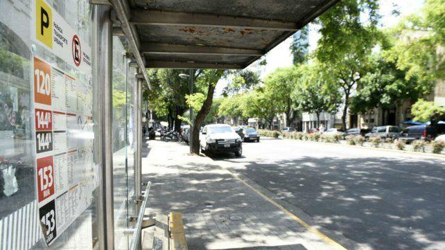 Las calles de Rosario