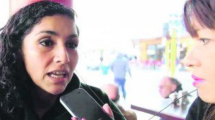natalia ariñez. La militante declaró en la causa Operativo Independencia.