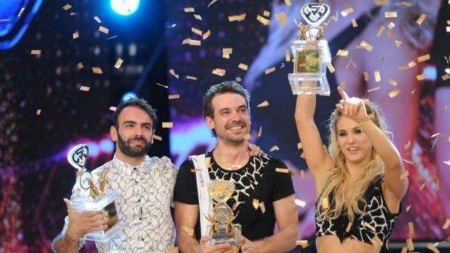Pedro Alfonso y Flor Vigna se coronaron campeones del Bailando 2016