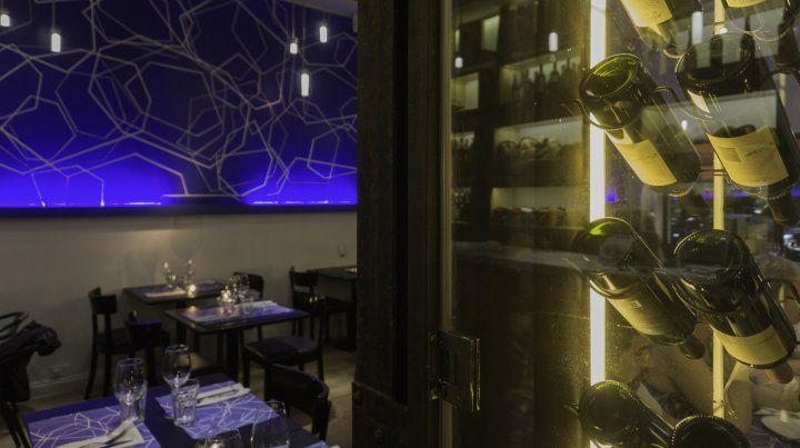 El restaurante Jolie Bistro con platos de alta gama y una carta que se renueva cada tres meses.