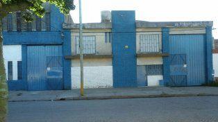 La fábrica de bicicletas de Felipé Moré al 3600 fue asaltada por dos delincuentes armados.