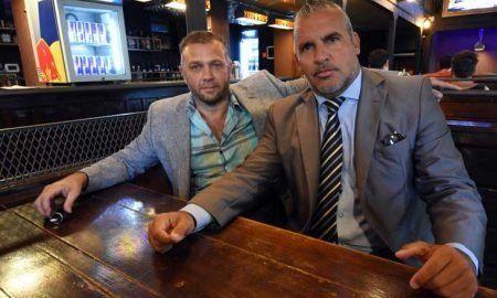 abogados. Mariano Scaglia y Hernán Tasada llevaron adelante el caso.