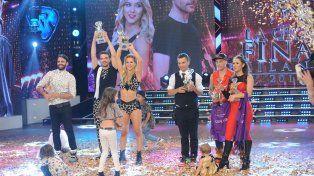 Pedro Alfonso logra el sueño del pibe: ganar el Bailando. A su lado