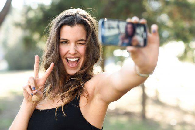 El objetivo es salir sexy en la selfies.