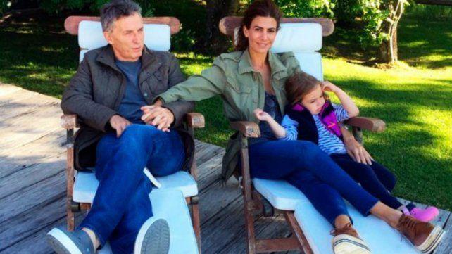 Macri descansará con su familia en Villa La Angostura.