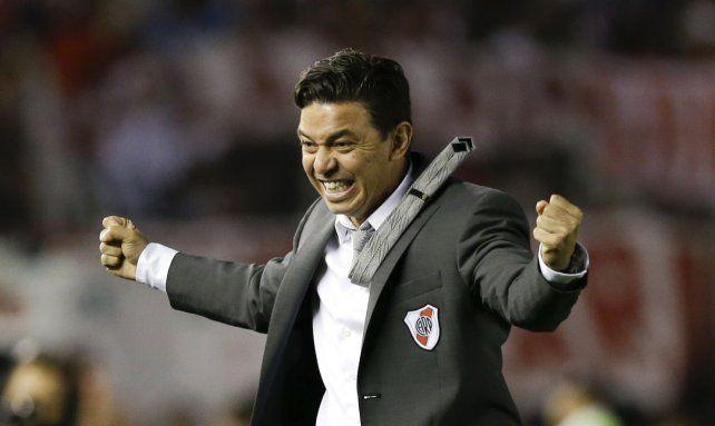 Gallardo dijo que es uno de los técnicos que mayor estabilidad han tenido en el fútbol argentino.