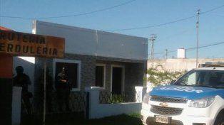 Los habitantes de Goya celebraron los allanamientos realizados por la policía de Santa Fe