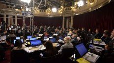 Anoche el Senado votó las reformas a la ley de Ganancias.
