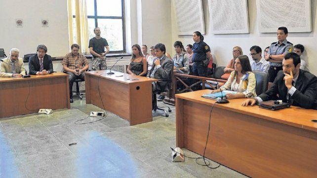El fallo se leyó ayer en Tribunales con la presencia de familiares del acusado y de la víctima