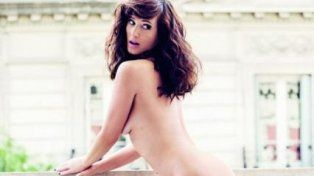 griselda siciliani hace un balance del ano con un desnudo infartante