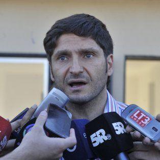 El ministro de Seguridad Maximiliano Pullaro explicó las incidencias de la detención del jefe de la exDrogas Peligrosas de Santa Fe en Corrientes.