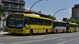 El servicio de ómnibus funcionará con restricciones propias de un feriado.