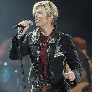 Son leyenda. Este año fallecieron David Bowie (foto), Leonard Cohen, Prince y el Gato Barbieri, entre otros. Bowie también editó uno de los discos más elogiados del 2016.