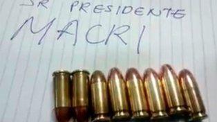 El gobierno anunció que iniciará una investigación por las amenazas contra el presidente Mauricio Macri.