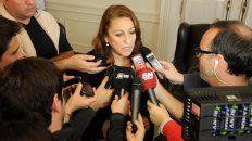 La intendenta Mónica Fein destacó la importancia del 20 de Junio.