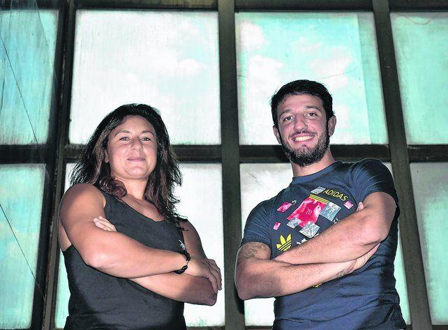 En lo más alto. Ceci y Manu vivieron el punto culminante de sus carreras en Brasil. Ahora van por más.