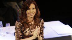La expresidenta Cristina Fernández de Kirchner envió un saludo por la Navidad a través de su cuenta de Twitter.