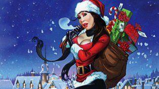 Los famosos dejaron sus saludos por Navidad en las redes sociales