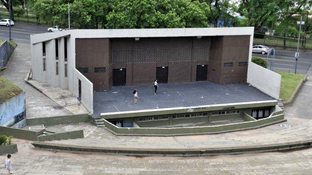 Los trabajos se iniciarán después de finalizada la temporada de espectáculos de verano.