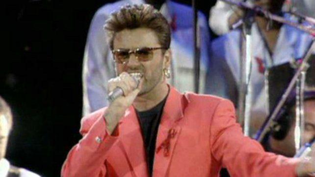 El día que George Michael deslumbró al mundo haciendo un tributo a Freddie Mercury