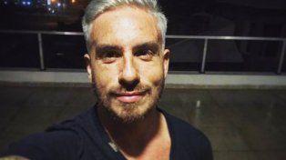 El actor publicó una selfie navideña.