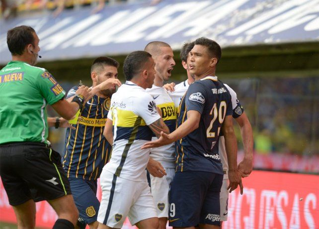 Teo Gutiérrez convirtió un solo gol en la temporada en Central
