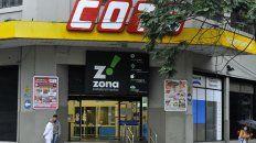 Coto fue uno de los supermercados que acudió a la Justicia en lo Civil y Comercial.