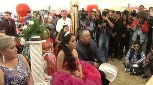 La fiesta viral de los quince años de Rubí terminó en una tragedia
