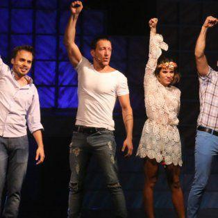 Los protagonistas de la obra El otro lado de la cama vuelven a escena el 3 de enero en Mar del Plata.