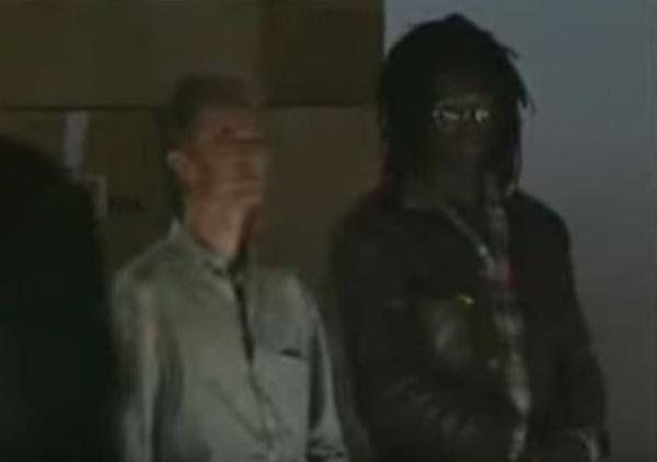 El día que David Bowie y Seal presenciaron un ensayo en el que George Michael interpretó a Queen