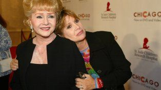 Carrie y su madre