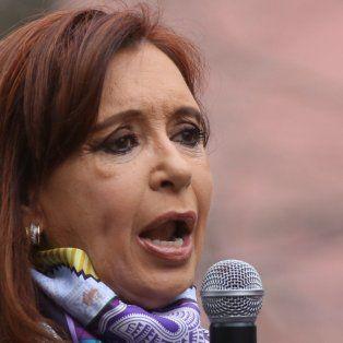 En Argentina pasamos la primera Navidad con presos políticos desde el inicio de la democracia, sostuvo la expresidenta.