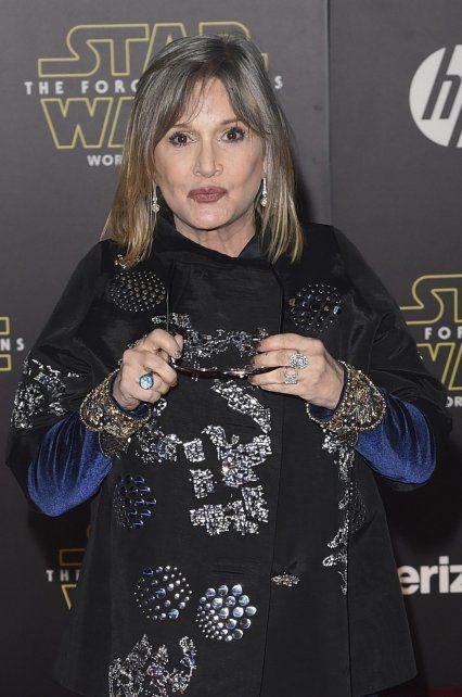 En 2015 Fihser volvió a recibir el cariño de sus fanáticos por el estreno de Star Wars: The Force Awakens