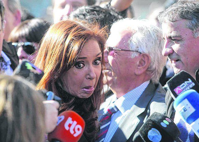 en problemas. El juez que la procesó se encargó de resaltar su estrecha relación con Lázaro Báez.