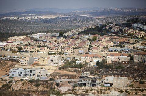 Expansión. Las construcciones en la colonia judía de Revava