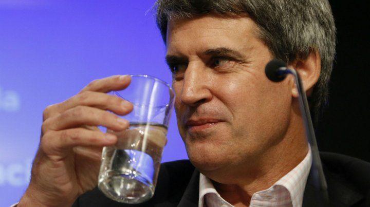 Prat Gay criticó la política monetaria del Banco Central