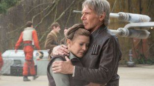 El fallecimiento de la actriz que interpreta a la Princesa Leia