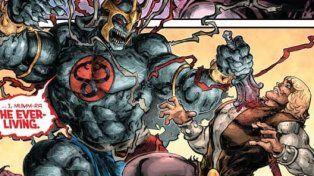 He-Man fue asesinado por Mumm-Ra y su muerte cierra un 2016 oscuro