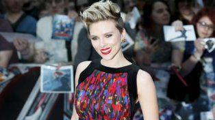 Scarlett Johansson,  la más taquillera