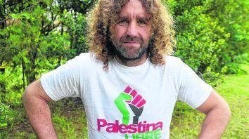 El pueblo palestino resiste como el hincha de Central