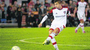 Problema. Flamengo le cedió a Mugni los derechos del contrato