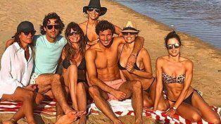 De vacaciones, Pampita y Pico Mónaco enviaron un mensaje a quienes tiran mala onda