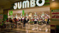 el supermercado jumbo presento una cautelar y tambien podra abrir el domingo 8 de enero